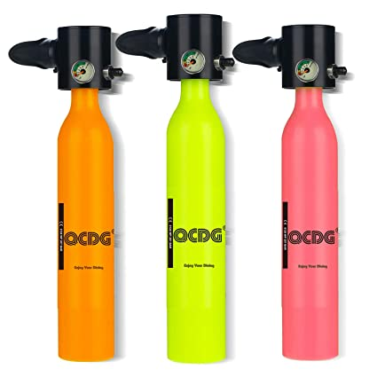 Diving Mini Scuba Cylinder Oxygen Tank Underwater Breath Equipment Set SCUBA & Snorkeling