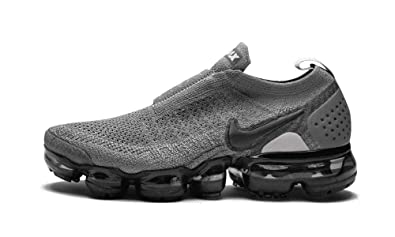huge discount e1389 9935d Image Unavailable. Image not available for. Color: Nike Woman AIR Vapormax  FK MOC 2 Gunsmoke/BLCKND Blue [AJ6599-003]