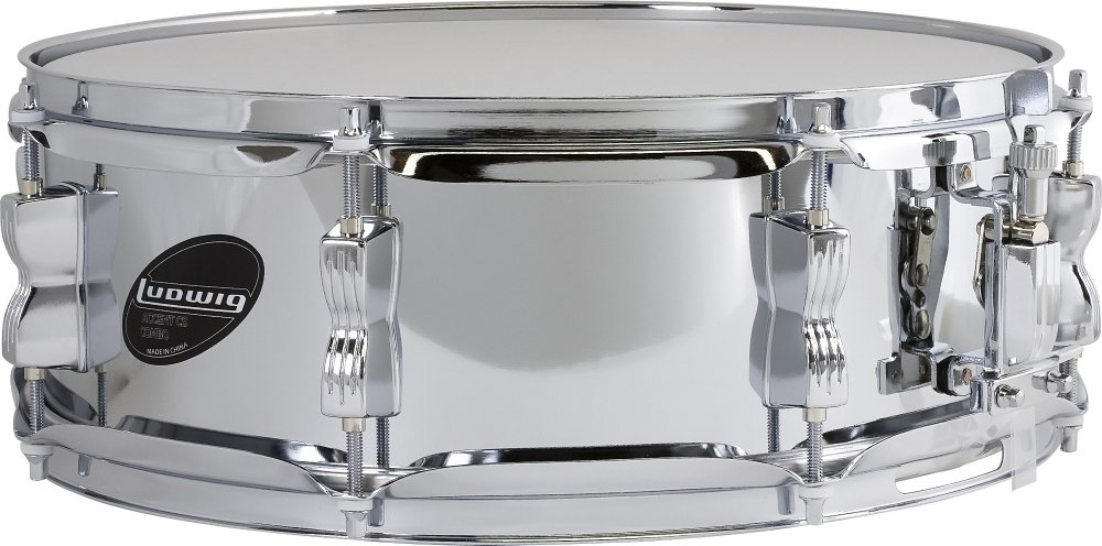 Ludwig Steel Snare Drum 14 x 5 in. by Ludwig