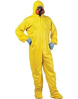 Amazon.com: Smiffys Mens Breaking Bad Costume: Clothing