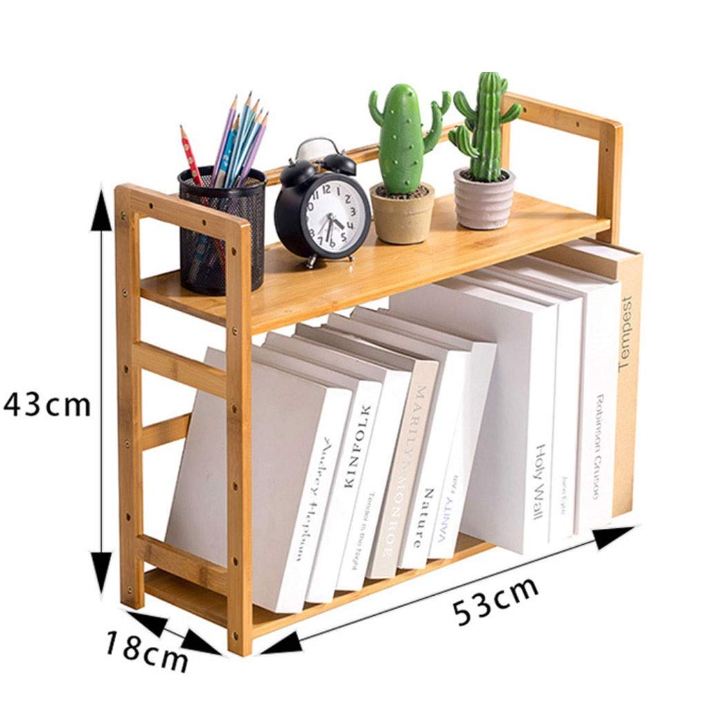 YCYG File Sorter Desk Organizer - File Rack Desktop Organizer, Binders, Folders, Clipboards, and More. Desktop Organization for Home, Office, School, and Store (Color : C) by YCYG