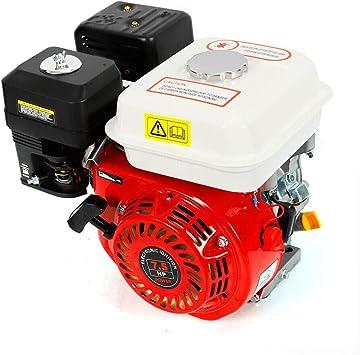 7,5 HP Gasolina Gasolina Motor Rotavator/Lavadora a presión ...