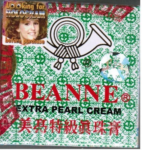 Beanne Extra Pearl Cream Green - 0.3 oz (Solstice) by Beanne ()