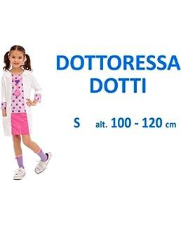 Rubies IT610382-M Taglia M Dottoressa Peluche Deluxe Costume