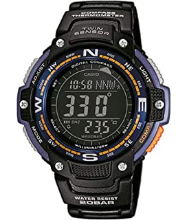 aa2e9ecd7c48 Casio PRG-240-1ER Pro Trek - Reloj para Hombre  Amazon.es  Relojes