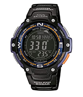 Montre Homme Casio Collection SGW-100-2BER