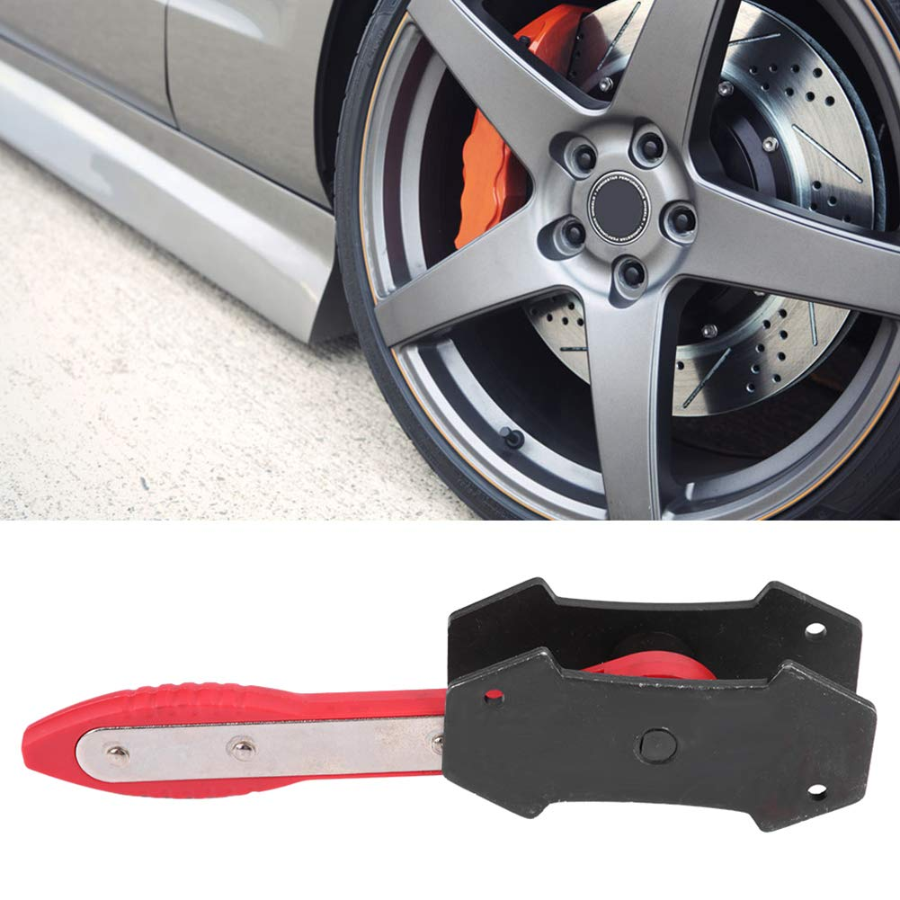 Qiilu Powerbuilt Ratcheting Brake Caliper Piston Spreader Brake Caliper Press Tool