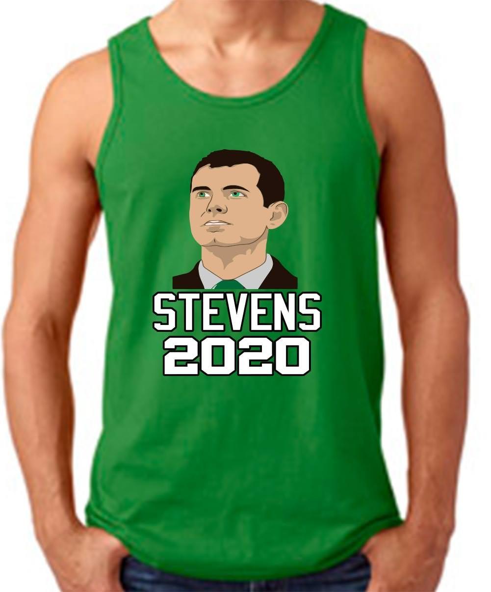 Green Boston Stevens 2020 Tank Top 7499 Shirts