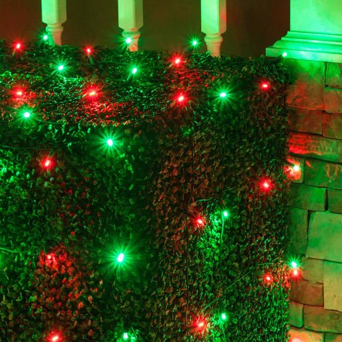 Outdoor Net Of Lights - 7