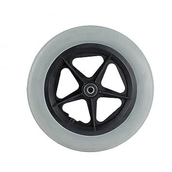 Ayudas Dinámicas - Rueda de 315mm con llanta negra (12.1/2 x 2.1/