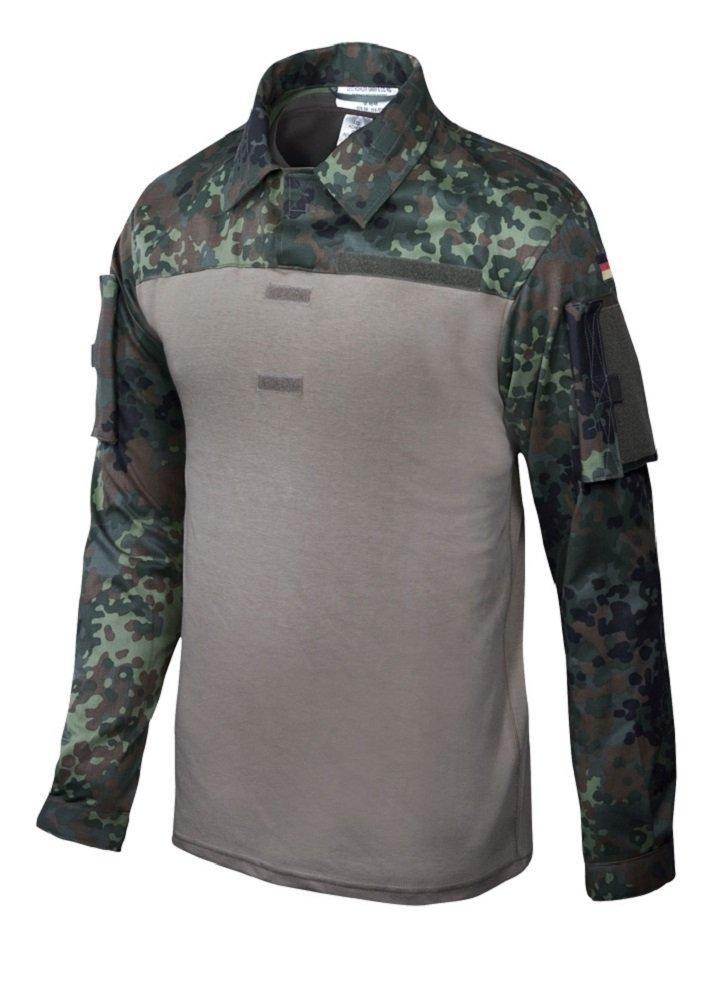 K/öhler Combat Shirt Flecktarn S Flecktarn