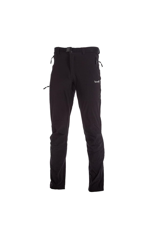 Noir Noir S IZAS Olves Pantalon de Montagne Homme