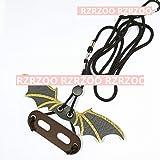 KHLZ US Adjustable Lizard Leash Bearded Dragon