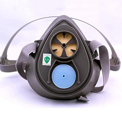 Máscara de gas Pintura protectora experimentar Fumar industria Industria química Anti-virus a prueba de