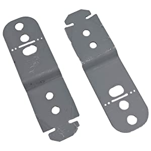 Supplying Demand 00619985 619985 Dishwasher Anti Tip Bracket Kit