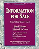 Information for Sale, Everett, John H. and Crowe, Elizabeth P., 0070199515