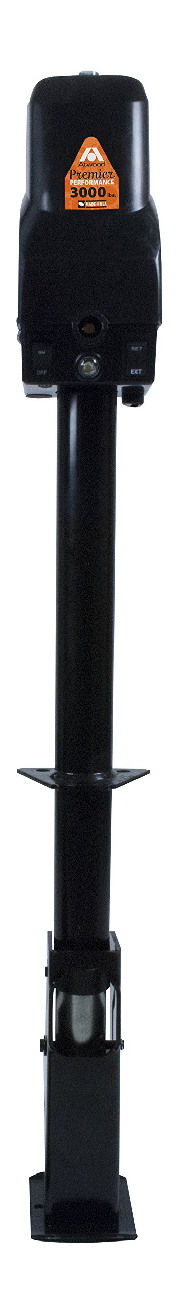 Atwood 81067 Black 3K Power Jack with Robofoot