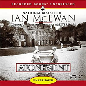 Atonement Audiobook by Ian McEwan Narrated by Jill Tanner