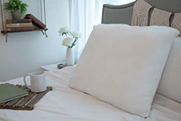 Queen Size Adjustable Expandable Bed Pillow PharMeDoc POP-UP Pillow