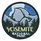 #4: Yosemite National Park Half Dome Patch (Iron on)