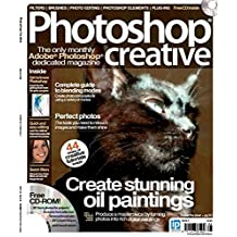 Photoshop Creative Book: Create Stunning Oil Painting
