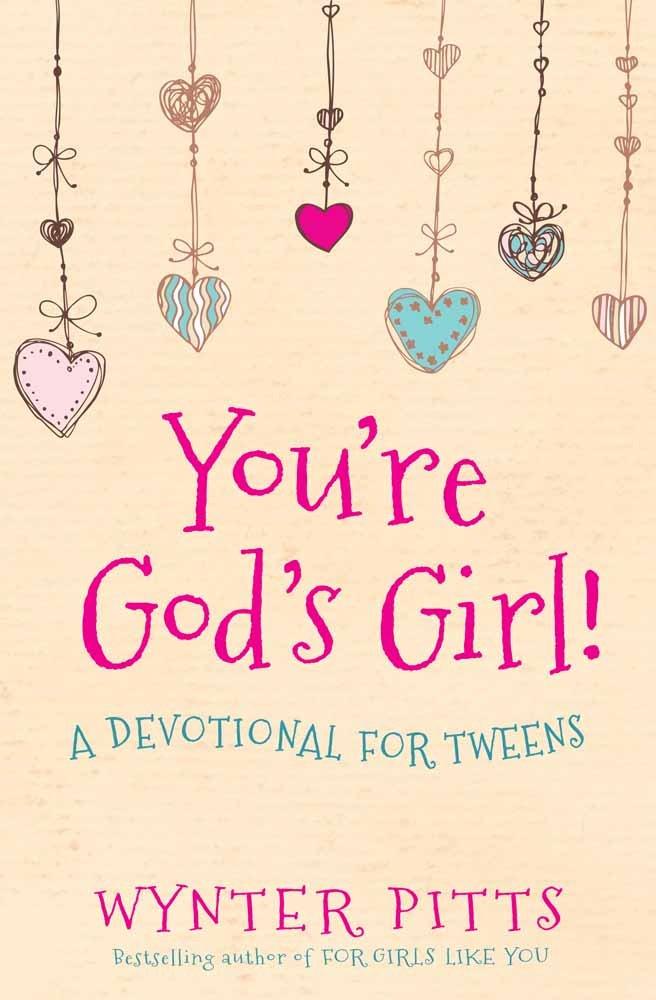 Youre Gods Girl Devotional Tweens product image