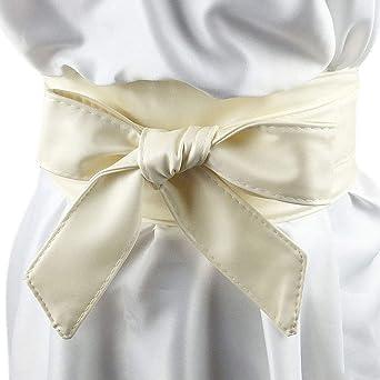 Nanxson Señoras Cinturón de Cuero Cinturón Chica Cinturón Arco Vestido Chaqueta Faux Cuero Cinturón PDW0009