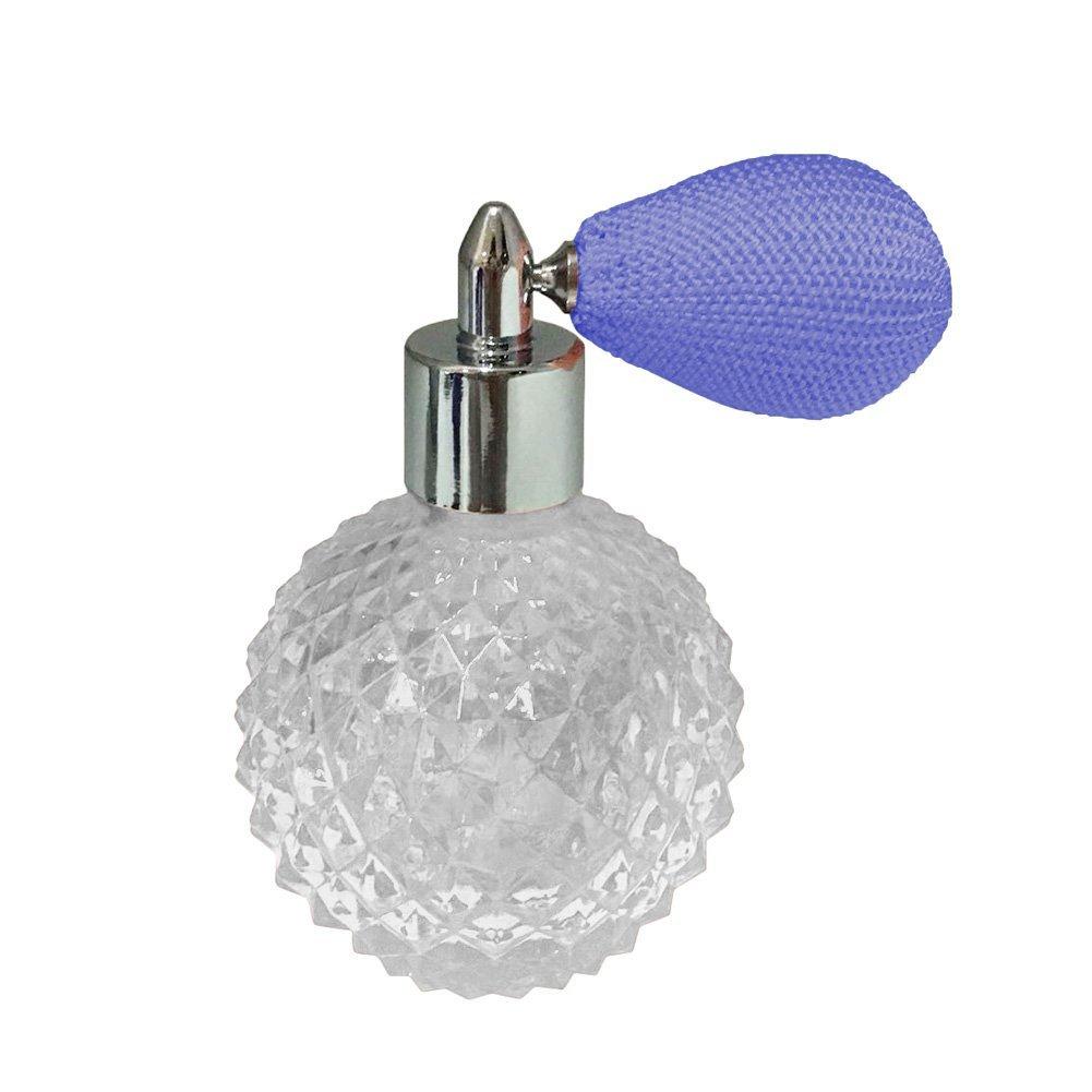 symboat botellas de vidrio vacías reutilizables de botellas de perfume de botella de Perfume de 100ml de las mujeres