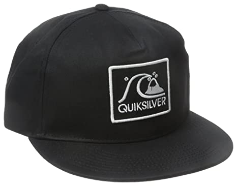 3c7a1c979cd Amazon.com  Quiksilver Men s Graf Snapback Hat