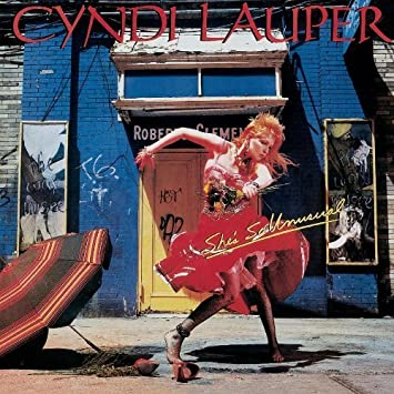 She's So Unusual by Lauper, Cyndi (2000)