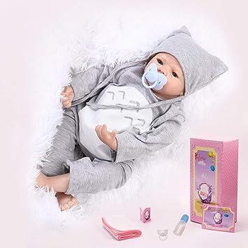 """anni 14/"""" neonato reborn Carino Sleeping Baby doll ragazzo regalo confezione per i bambini oltre 3"""