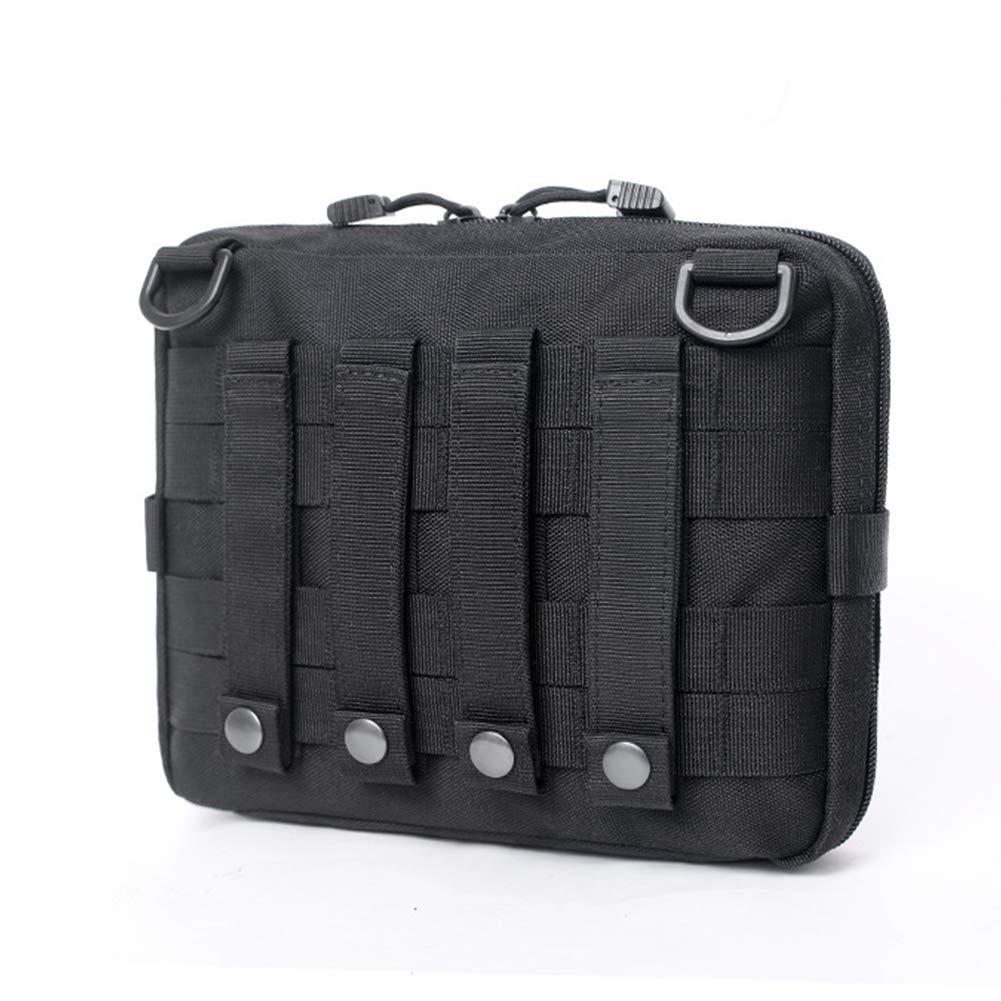 Yililay Paquet Tactique Polyvalent Sauvetage Kit M/édical Molle Syst/ème de Fixation Casual Sac de Sport Exercice Confortable