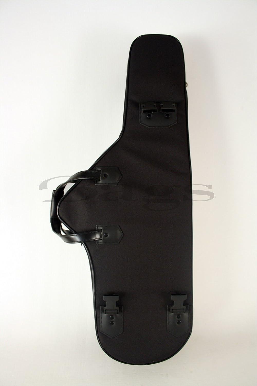 Amazon.com: ESTUCHE SAXOFON TENOR - Bags (30407) Confort con Forma (Mochila Bolsillo Asa y Bandolera) Negro: Musical Instruments