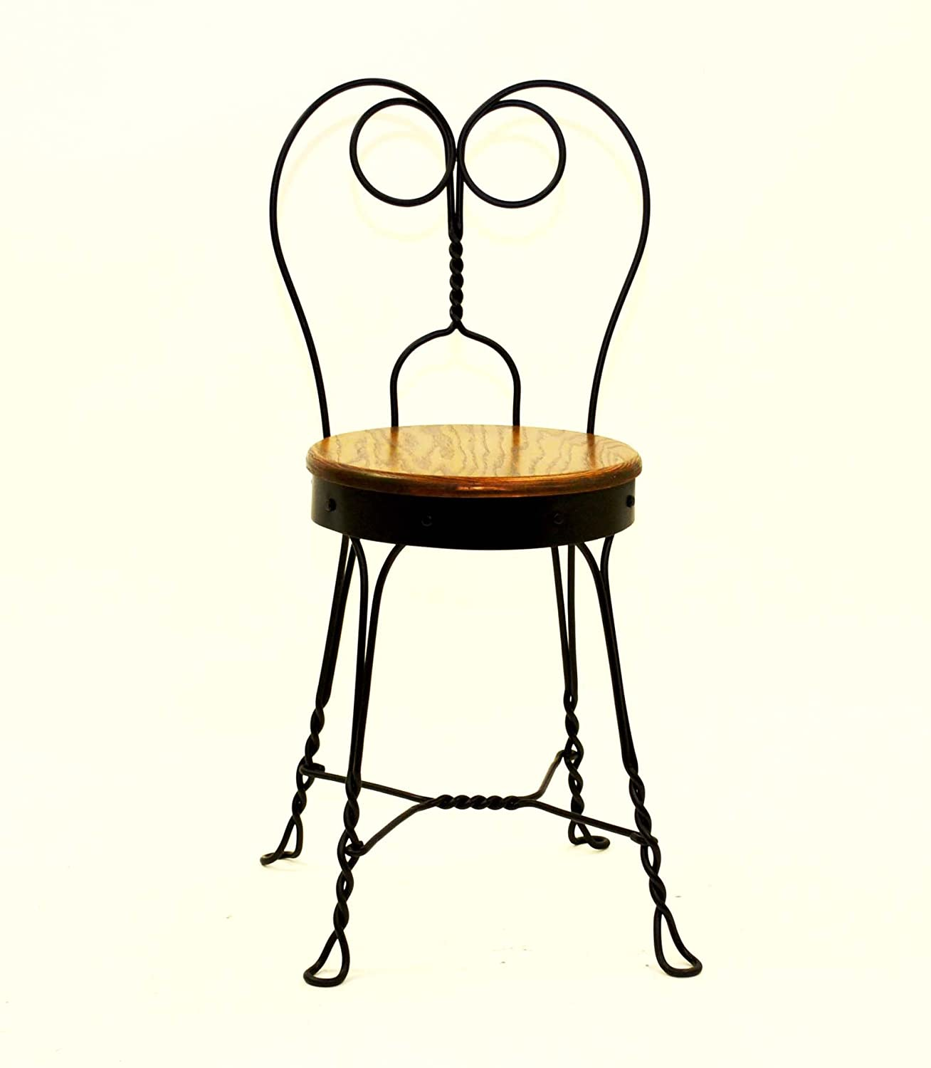 Amazon Antique Reproduction Ice Cream Parlor Chair Made the