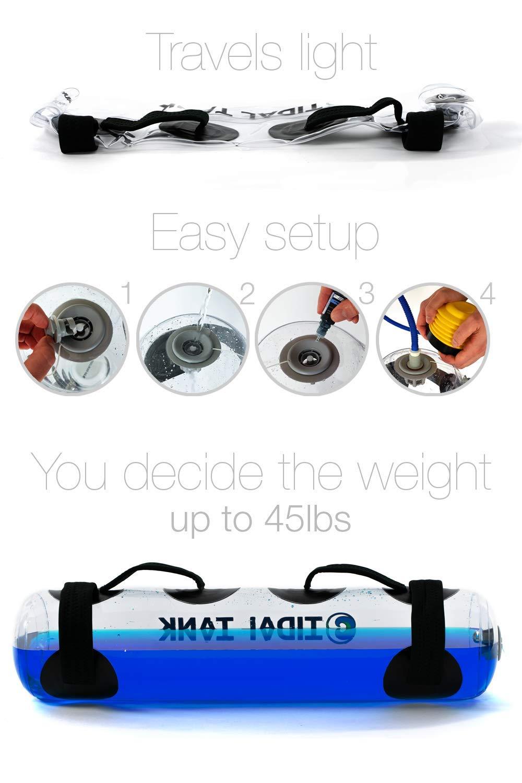 Tidal Tank Bolsa acu/ática 20 kg