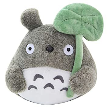 TINGTING Lindo Totoro Juguetes Blandos Animales Almohada ...