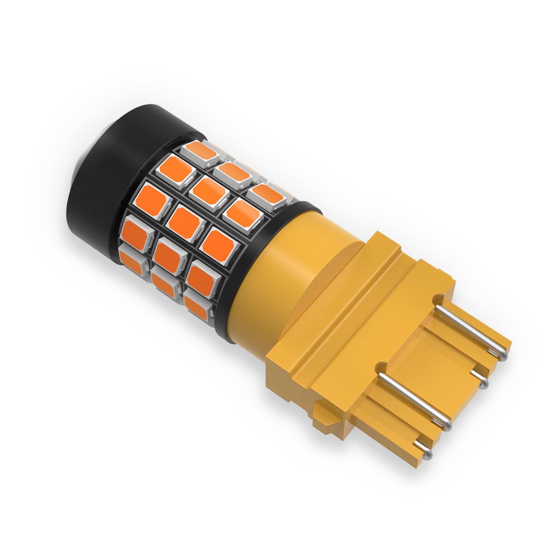 Alla Lighting 39 Smd Super Bright 4157 3457 3156 3057 3157 Led Bulb Srck Ck Wiring Tail Light Brake Turn Signal High Power