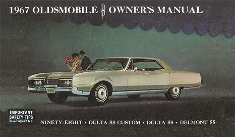 amazon com bishko automotive literature 1967 oldsmobile 98 delta 88 rh amazon com 1988 Oldsmobile Delta 88 1970 Delta 88