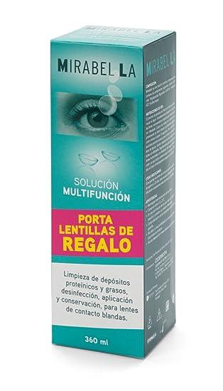 Mirabella Liquido Lentillas - 12 Unidades: Amazon.es: Salud y cuidado personal