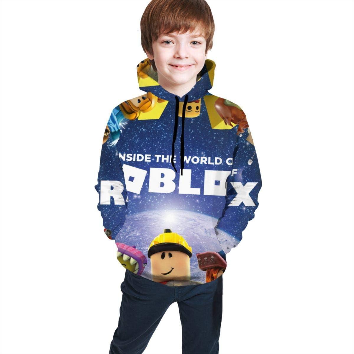 Amazon Com Trikahan Children S Hoodies 3d Print Unisex Pullover