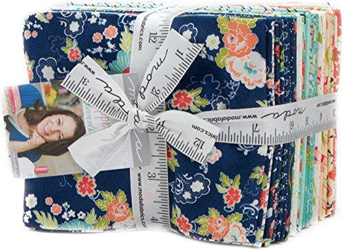 Tuppence by Shannon Gillman Orr 26 Fat Quarter Bundle Moda Fabrics, 45510AB by Moda Fabrics