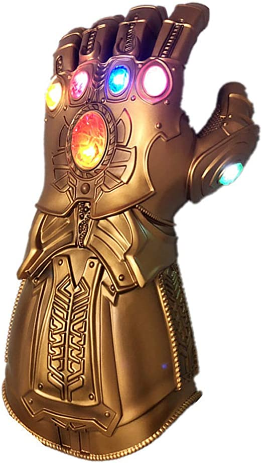 NUWIND - Guante de Thanos con Luz Infinity Gauntlet de los ...