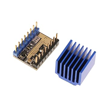 MagiDeal Módulo de Controlador Impresora 3D Lv8729 Motor de ...
