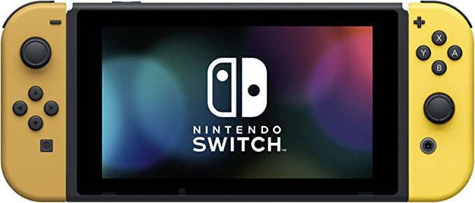 Nintendo Switch: Consola edición Pokémon + Lets Go Pikachu ...