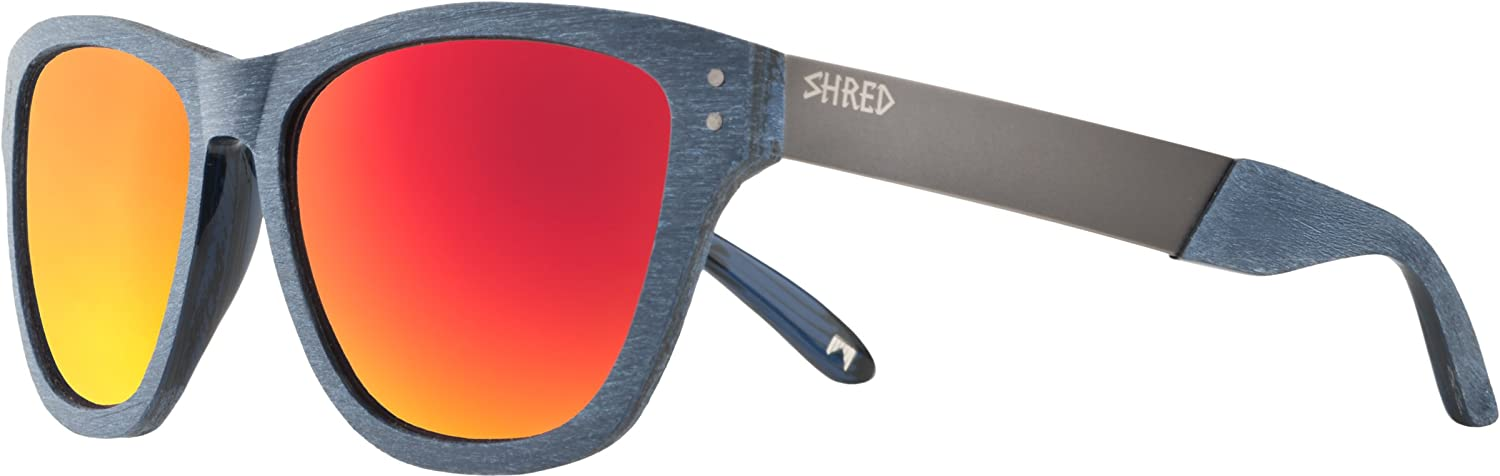 Shred Herren Sonnenbrille Axe brushalloy royal nUVns9pm
