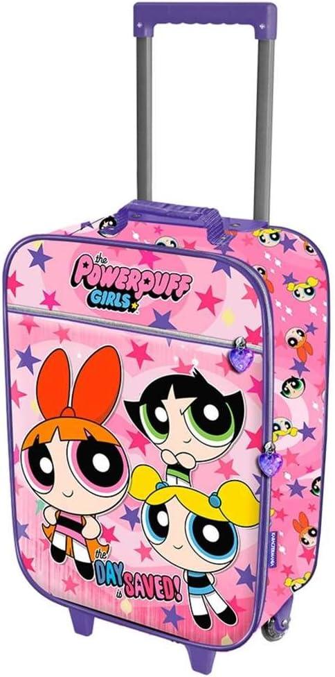 POWERPUFF GIRLS 31081 Valise Trolley
