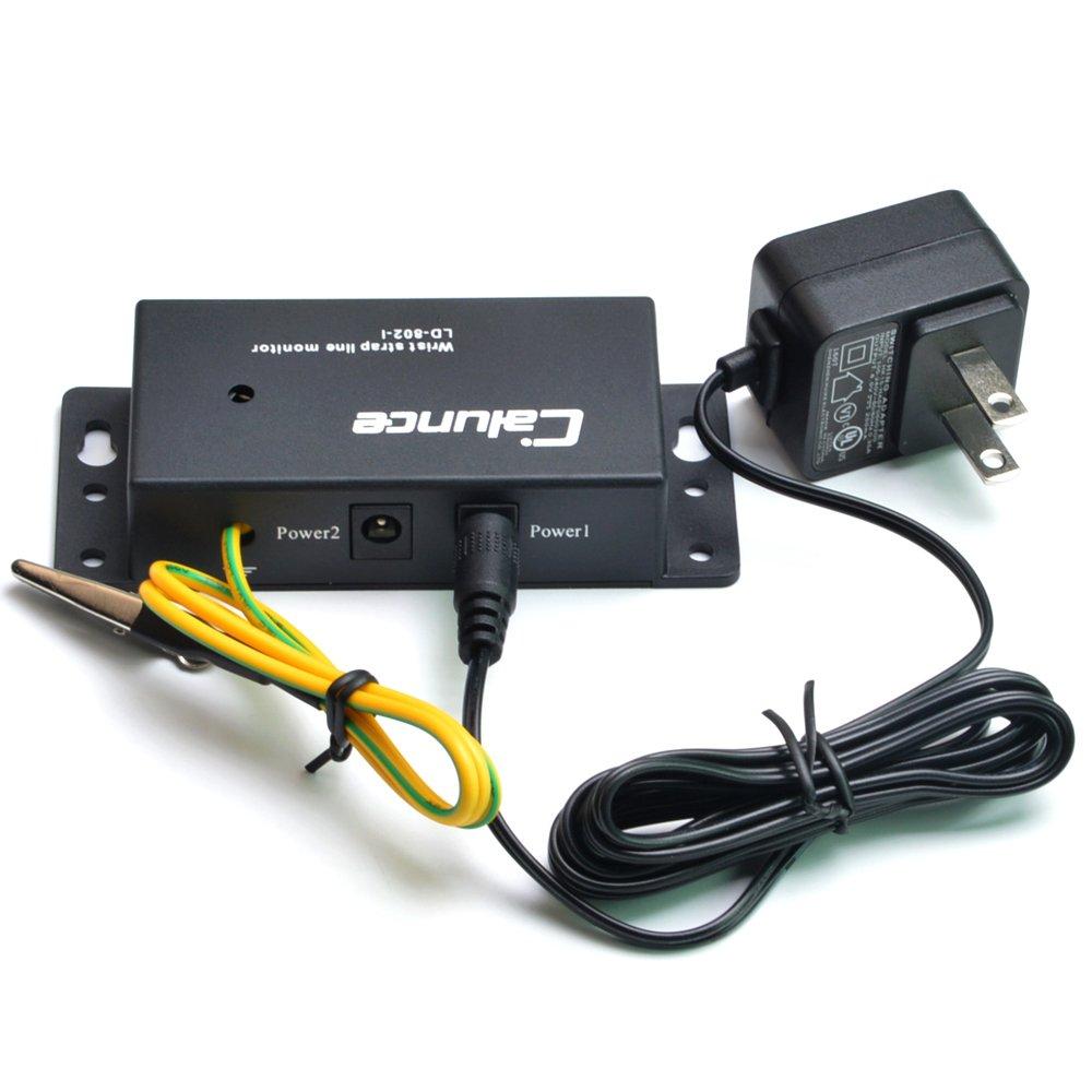 Calunce Anti static Wrist Strap Online Monitor Workstation Monitor ...