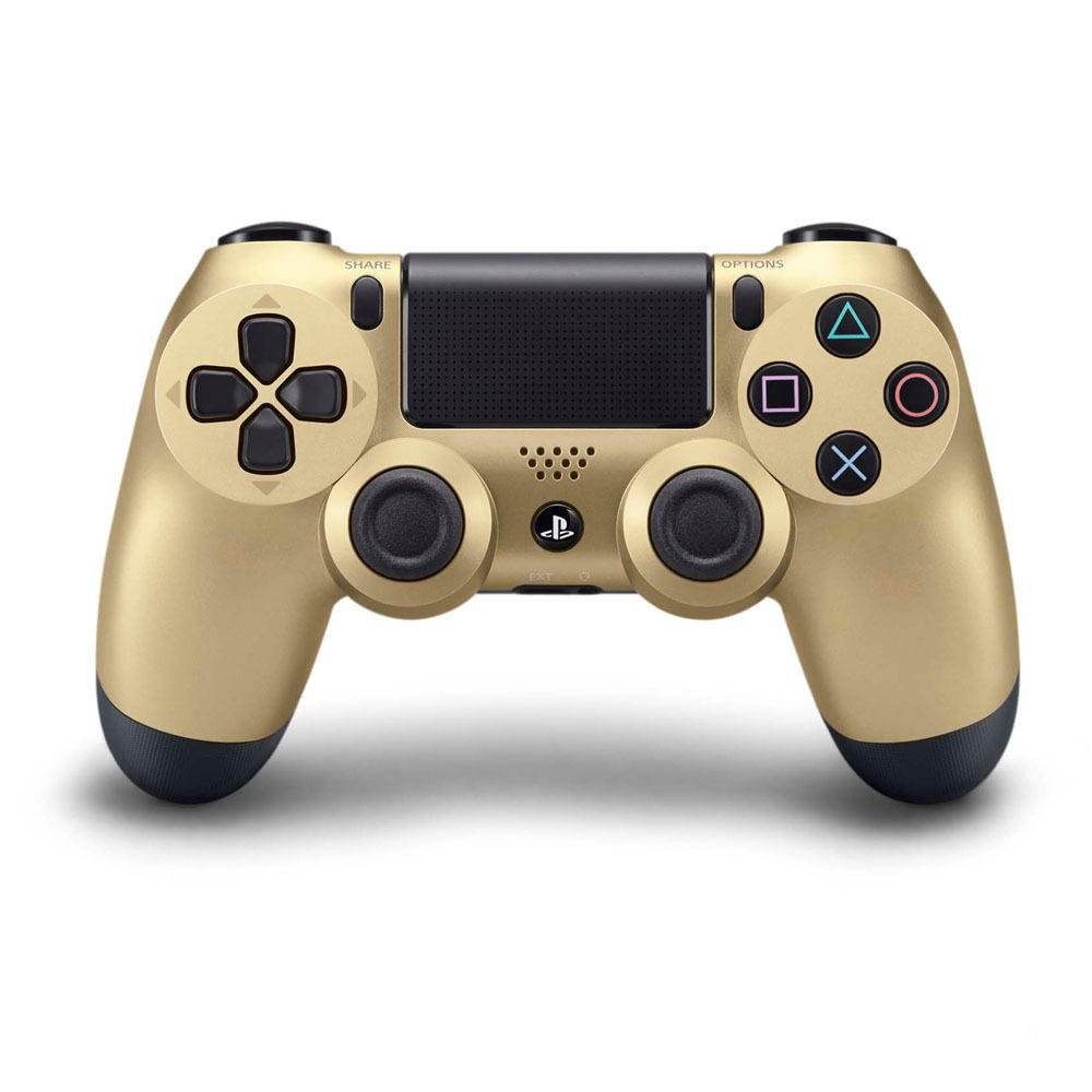 PS4 Controller (gold)