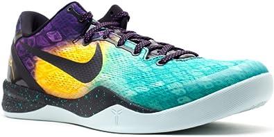 Amazon.com | Nike Men's Kobe 8 System Basketball Shoes 14 M ...