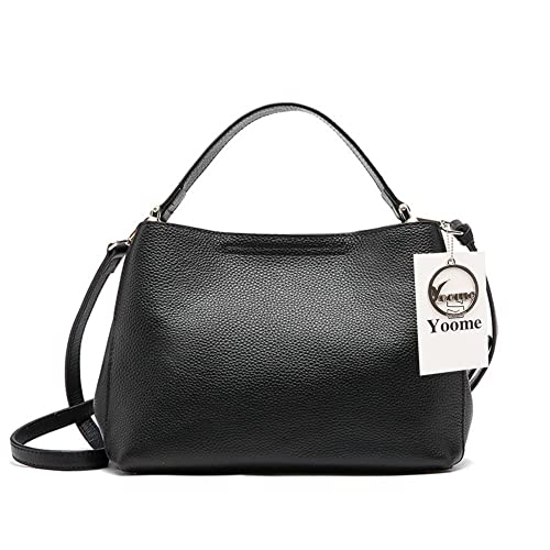 501f3ceb64c7 Yoome Genuine Leather Bags for Women Supple Hobo Bags Shoulder Bag ...